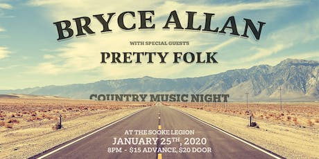 Country Music Night at the Sooke Legion tickets