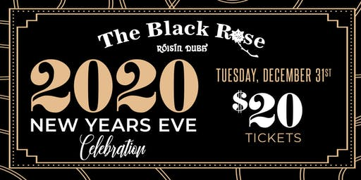 The Black Rose NYE 2020