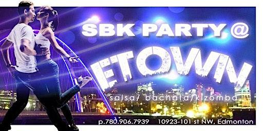SBK (SALSA/BACHATA/KIZOMBA) SOCIAL PARTY