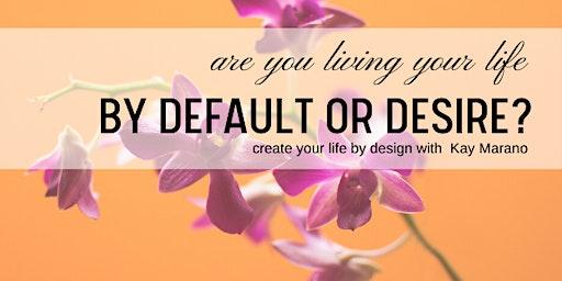 Default or Desire?