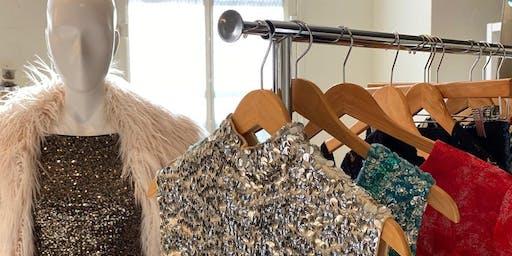 Rockyt x SilkRoll Holiday Dress Swap