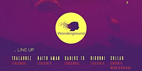 Wonderground 29.02.20 ingressos