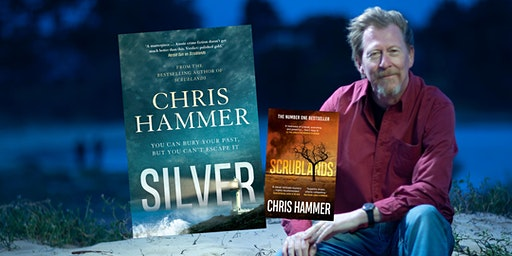 The Author Talks: An Evening with Chris Hammer