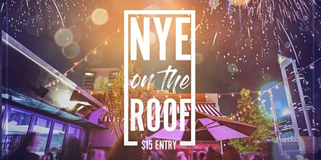 NYE on the Roof tickets