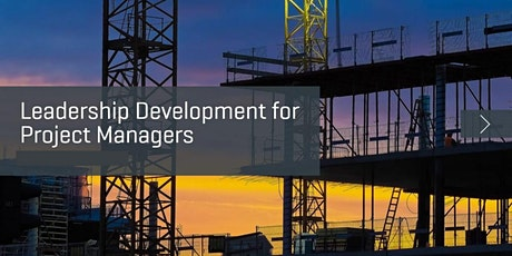 Leadership Development for Project Managers [JUN 2020] tickets