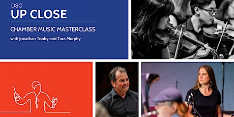 DSO Up Close: Masterclass tickets