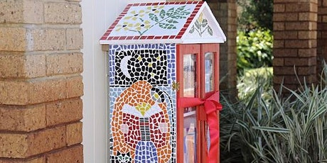 Decorate Your Own Little Street Library tickets