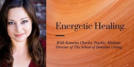 Energetic Healing One-On-One tickets