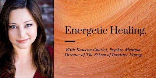 Energetic Healing One-On-One
