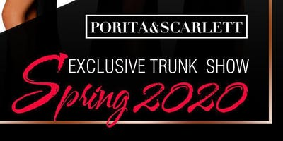 Portia and Scarlett Trunk Show 2020 Collection!