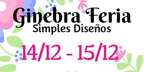Ginebra Feria entradas