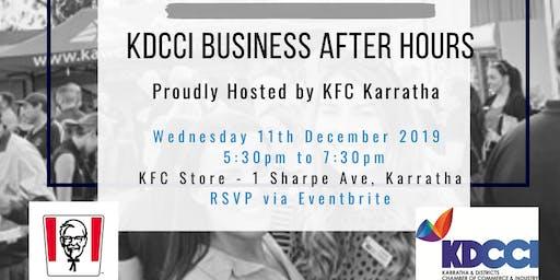 KDCCI BAH December 2019- KFC