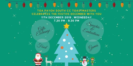 Festive December Chapter Meeting