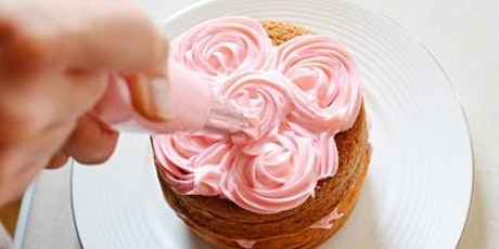 Kids Cake Decorating Workshop January tickets