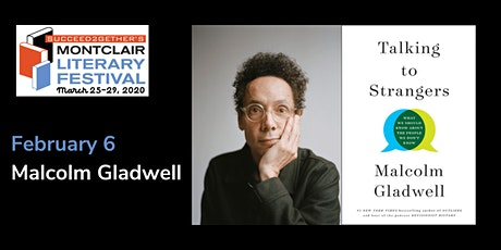 Malcolm Gladwell: Talking to Strangers tickets