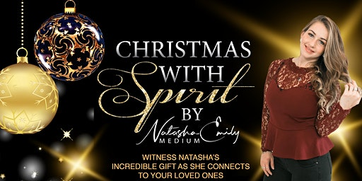 Christmas with Spirit by Natasha Emily Medium