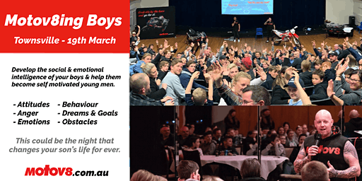 Motov8ing  Boys - Townsville
