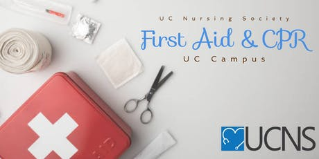 UCNS First Aid and CPR 2020 tickets
