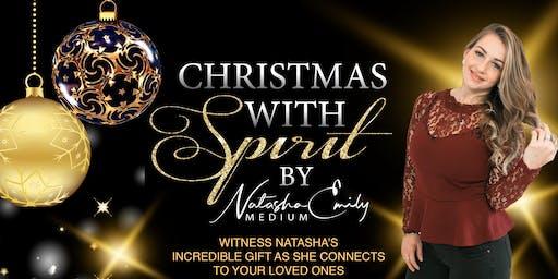 Christmas with Spirit by Natasha Emily Medium