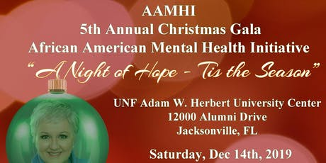 AAMHI 5th Annual Christmas Gala tickets