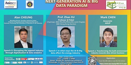 NEXT-GENERATION AI & BIG DATA PARADIGM tickets