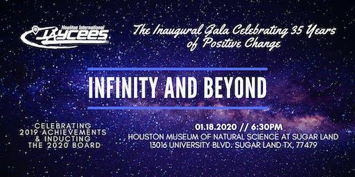 2020 Infinity & Beyond Gala - Celebrating 35 Years of Positive Change