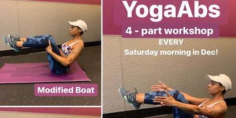 Yoga Abs tickets
