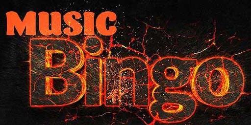 MUSIC BINGO at WARPATH PIZZERIA & PUB