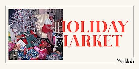 Werklab Holiday Market tickets