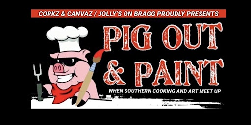 PIG OUT & PAINT