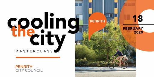 Cooling the City Masterclass