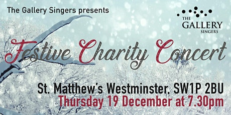 Festive Charity Concert tickets