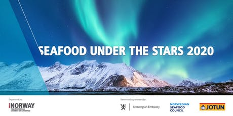 Seafood under the Stars 2020 tickets