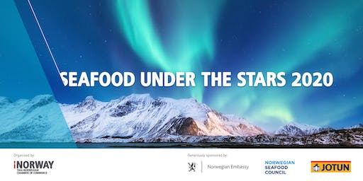 Seafood under the Stars 2020