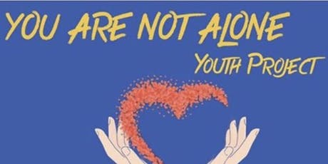 You Are Not Alone - Lions Club Youth off the Streets Charity Dinner tickets