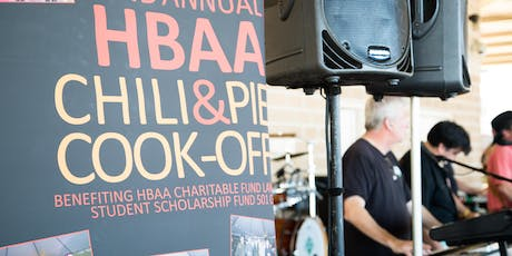 6th Annual HBAA Chili and Pie Cook-Off tickets