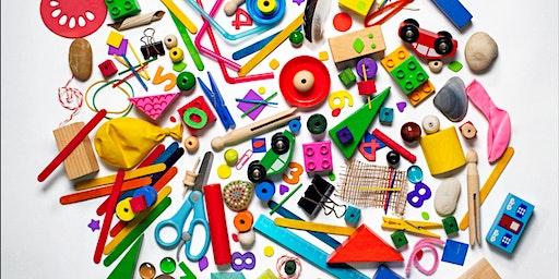 NT Preschool Science Games Workshop  Option 1