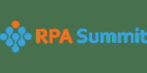 25% DISCOUNT! - for RPA SUMMIT HONG KONG (Fr 14 Fri 2020)