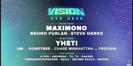 Rose Entertainment Presents: Vision 2020 NYE tickets