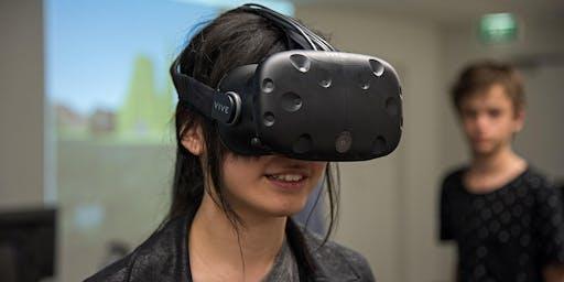 Summer Festival: VR Club - Three-day Workshop