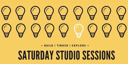 Saturday Studio Sessoin