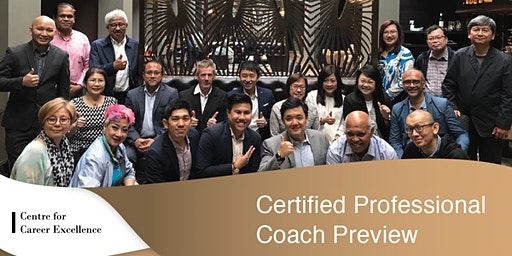 Certified Professional Coach Program : Your Coaching Journey Begins Today!