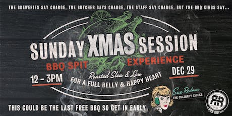 The Rob Roy December Sunday BBQ tickets