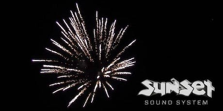 Sunset Sound System New Years Day After-Party 2020 tickets