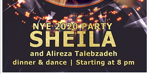 NYE 2020 with Sheila