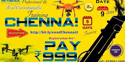 Drone Training at Chennai