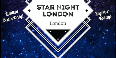 Star Night London 2020 - VIP Pass