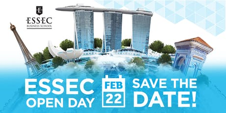 ESSEC Asia-Pacific Open Day 2020 tickets