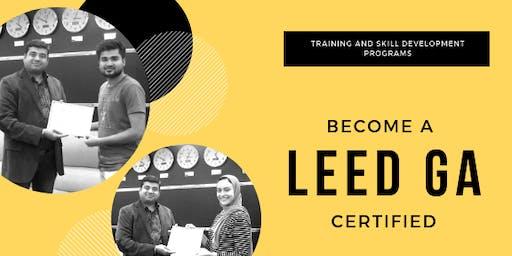 LEED GA Training Course in Dubai - Year End Offer