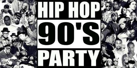 90'S THROWBACK PARTY AT THE HANGOVER ROOFTOP BAR tickets